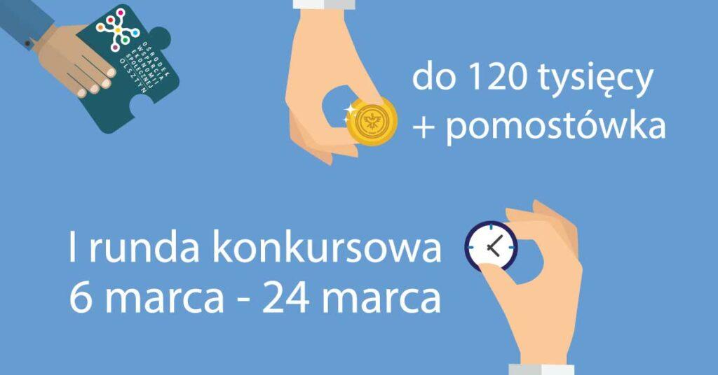 1 runda konkursowa OWES Olsztyn